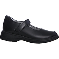 Black Girls Dress Shoe Medium Width