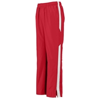 Red Warm-Up Pants