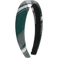 Citation Plaid Padded Headband