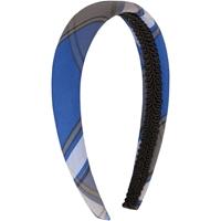 Grant Plaid Padded Headband