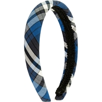 Rampart Plaid Padded Headband