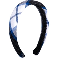 Adams Plaid Padded Headband
