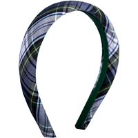 Belmont Plaid Padded Headband