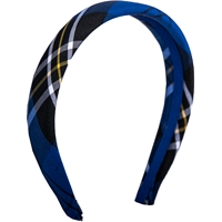 Harris Plaid Padded Headband