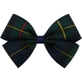 Belair Plaid Hairbow