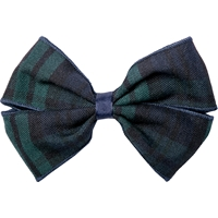 Blackwatch Plaid Hairbow