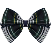 Campbell Plaid Hairbow