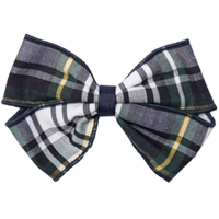 Carden Plaid Hairbow