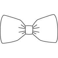 Citation Plaid Hairbow