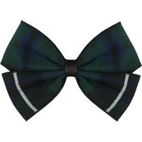 Columbia Plaid Hairbow