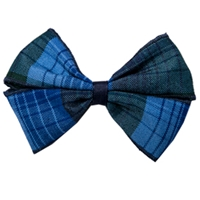 Douglas Plaid Hairbow