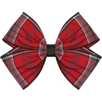 Fairmont Plaid Hairbow