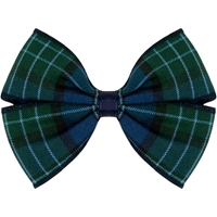 Kirk Plaid Hairbow