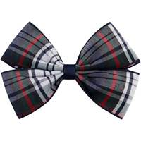 Lloyd Plaid Hairbow