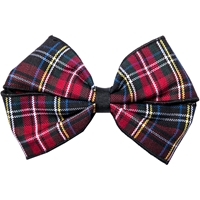 Macbeth Plaid Hairbow