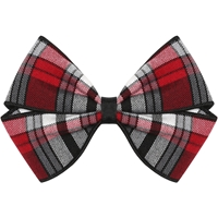 McDonald Plaid Hairbow