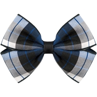 Morris Plaid Hairbow