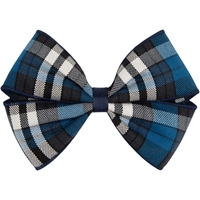 Rampart Plaid Hairbow
