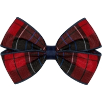 Woodland Plaid Hairbow