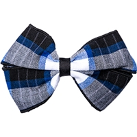 Adams Plaid Hairbow