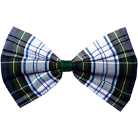 Belmont Plaid Hairbow