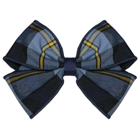Mckinley Plaid Hairbow