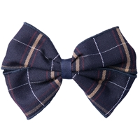 Burlingame Plaid Hairbow