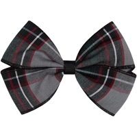 Chandler Plaid Hairbow