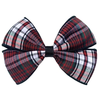 Charleston Plaid Hairbow