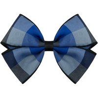 Hastings Plaid Hairbow