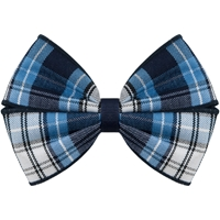 RR Plaid Hairbow