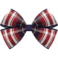 Ridgeland Plaid Hairbow