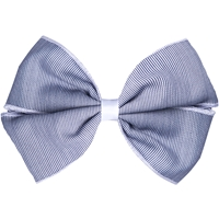 Light Navy Hairbow