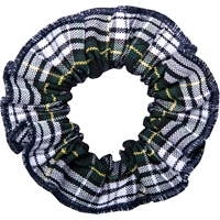 Campbell Plaid Hair Scrunchy