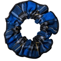 Mayfair Plaid Hair Scrunchy