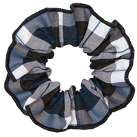 Morris Plaid Hair Scrunchy