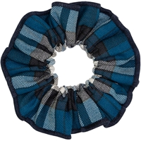 Rampart Plaid Hair Scrunchy