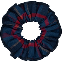 Wilson Plaid Hair Scrunchy