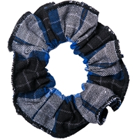 Adams Plaid Hair Scrunchy