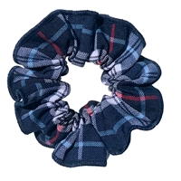 Wallingford Plaid Hair Scrunchy