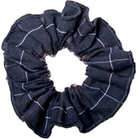 Burlingame Plaid Hair Scrunchy