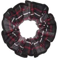 Chandler Plaid Hair Scrunchy
