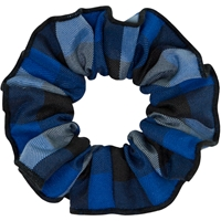 Hastings Plaid Hair Scrunchy