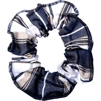 Alexander Plaid Hair Scrunchy