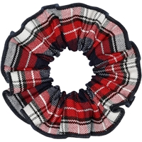 Liberty Plaid Hair Scrunchy