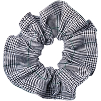 Bradford Plaid Hair Scrunchy
