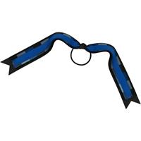Hastings Plaid Streamer Bow
