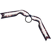 Ridgeland Plaid Streamer Bow