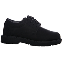 Black Oiled Buck Shoe Medium Width