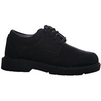 Black Oiled Buck Shoe Wide Width